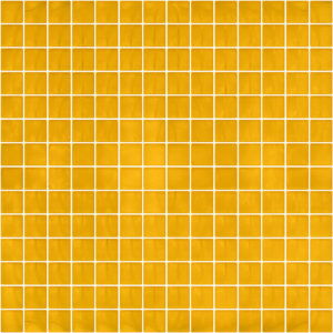 Pastilhas Rivesti Quadrado Amarelo Ipê 33 x 33 cm
