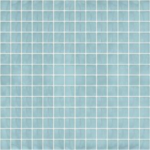 Pastilhas Rivesti Quadrado Azul Íris da Praia 33 x 33 cm