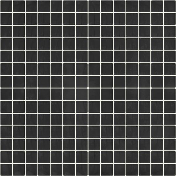 Pastilhas Rivesti Quadrado Preto Sumaúma 33 x 33 cm