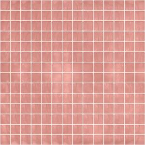 Pastilhas Rivesti Quadrado Rosa Embaúba 33 x 33 cm