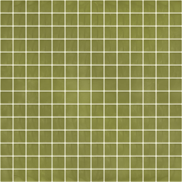 Pastilhas Rivesti Quadrado Verde Palma 33 x 33 cm