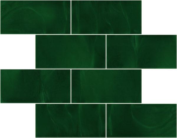 Pastilhas Rivesti Subway Verde Jequitibá 38,5 x 30,5 cm