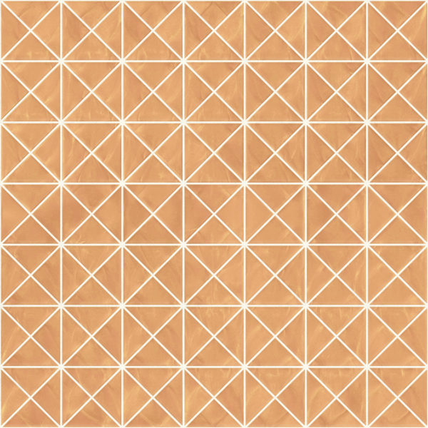 Pastilhas Rivesti Triangular Bege Macela do Campo 33 x 33 cm